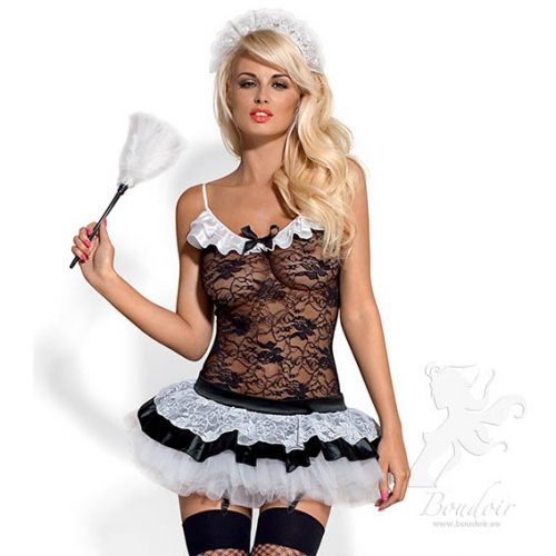 housemaid dress up obsessive