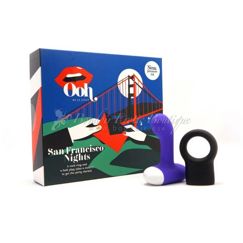 san francisco pleasure kit