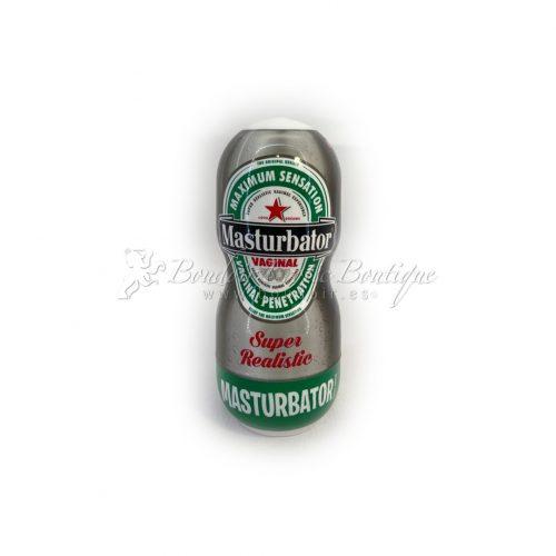 beer can masturbator alive