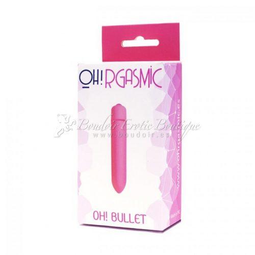 Vibrating Bullet pink